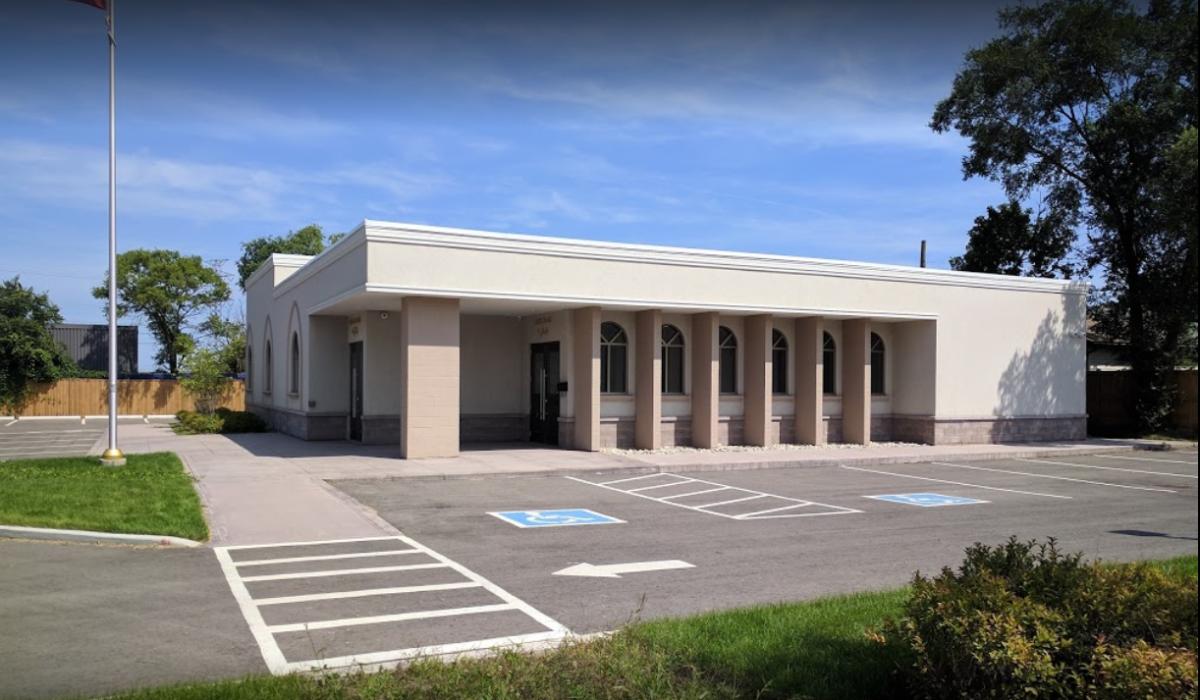 Hamilton-Mosque